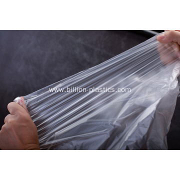 Plastic Flat Bag for Super Market
