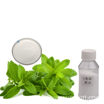 organic stevia sweetener white hydroscopic powder
