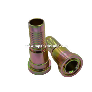 Compression fitting pressure hose fuel line fittings