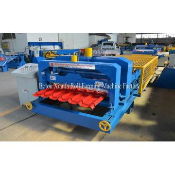Roofing IBR Glazed Tile Roll Forming Machine