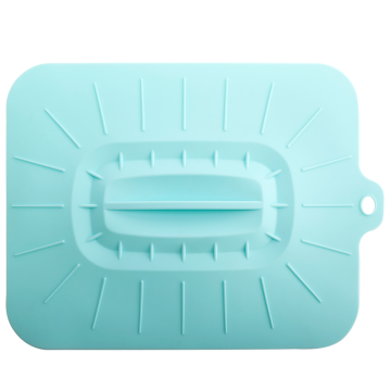 Silicone Rectangle Suction Bowl Dish Lids