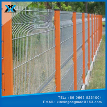 hot galvanized welded wire mesh fence