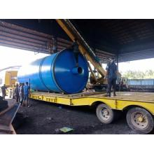 tire scrap pyrolysis equipment