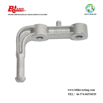Aluminum Die Casting Body Side Bracket