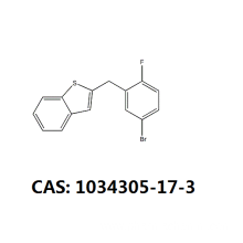 Cheapest Factory for Diabetes Drug Voglibose IpragliflozinL Proline intermediate cas 1034305-17-3 export to Monaco Suppliers