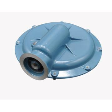 Aluminum alloy natural Gas valve parts die castings