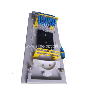 FTTH PLC Splitter Fiber Distribution Splice Closure