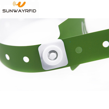 RFID Paper Wristband for Event MF1 S20 50