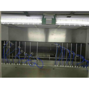 automatic liquid coating machine