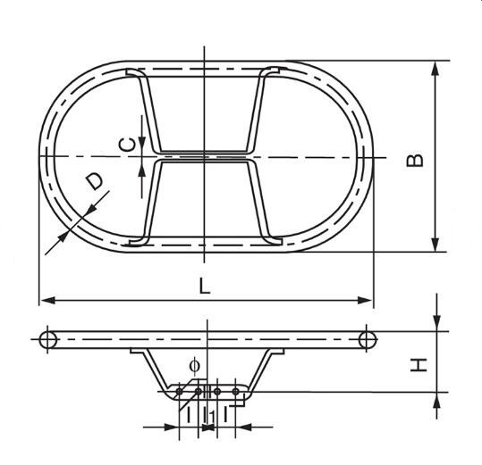 Line Equipment Grading and Shielding Rings