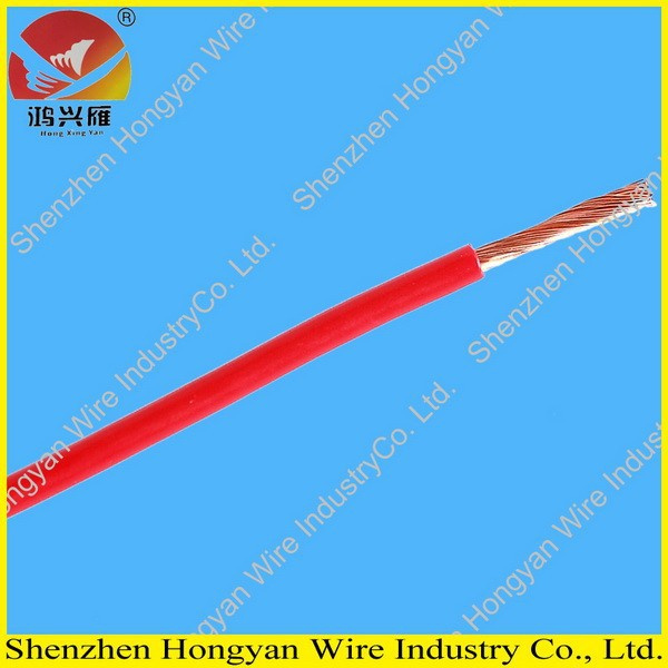 450/750v Flexible copper conductor PVC Insulated RV Electrical Wire