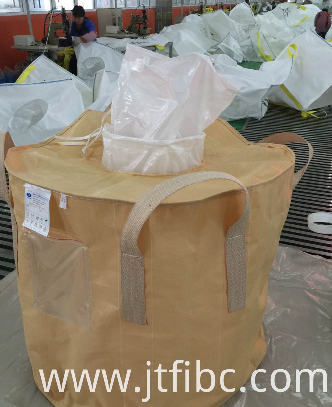 Chemical Pp Plastic Fibc Bag