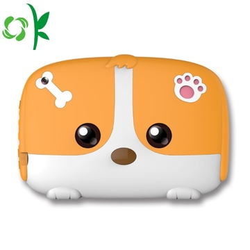 Cartoon Dog Tablet Cover Silcone Ipad Protection Case