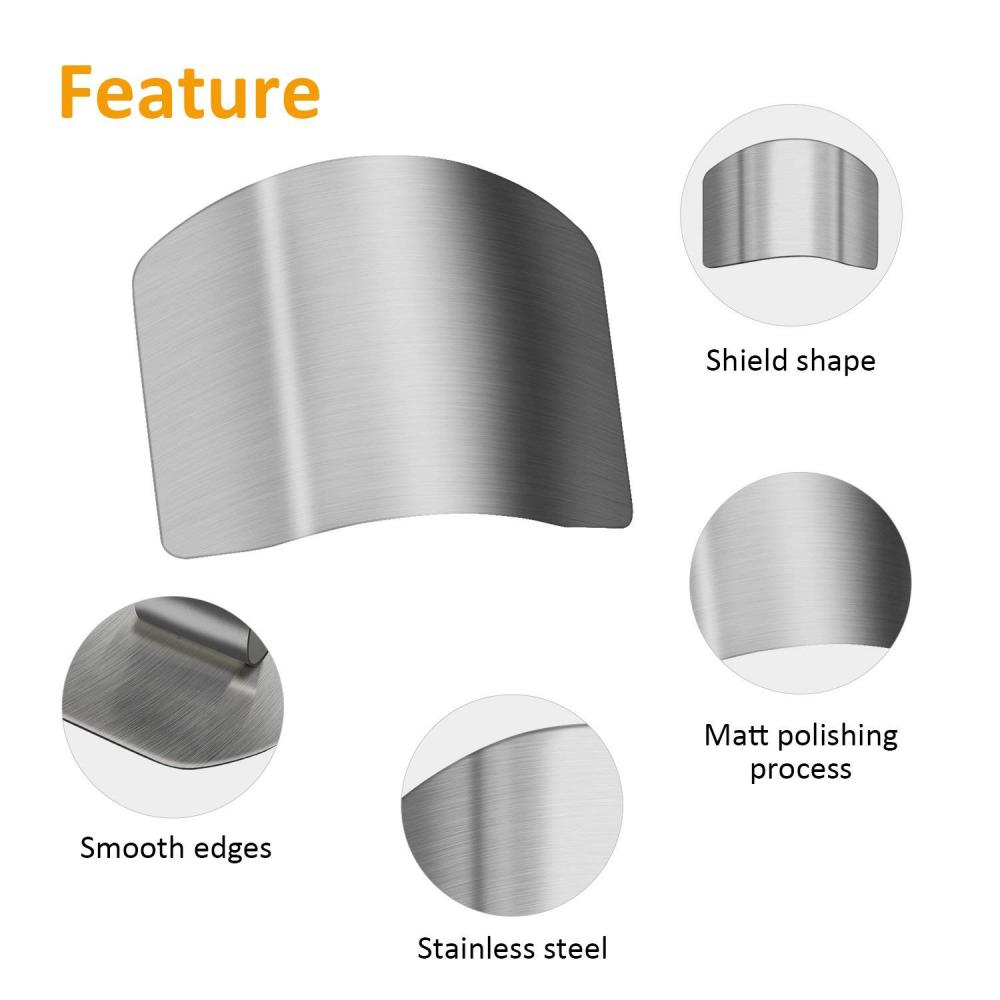 Stainless Steel Finger Protector