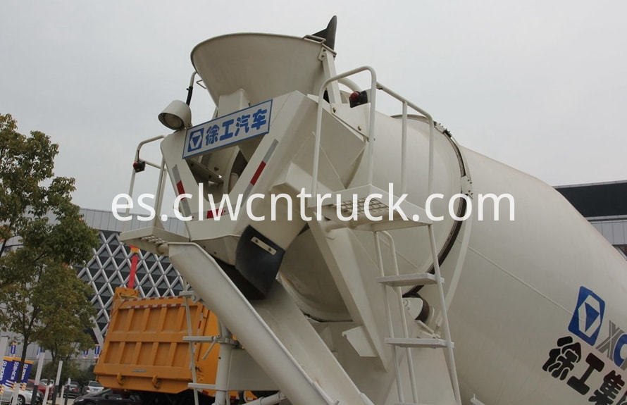 concrete mixer truck price 7