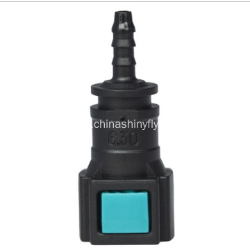 Best Price for for Conductive Connector Conductive Quick Connector 6.3mm(1/4SAE) 180° supply to United States Exporter