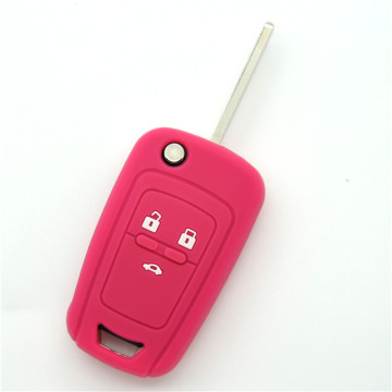 Silicone key wallet for Chevrolet Car Key Covers
