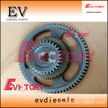 VOLVO D5D idle timing gear crankshaft camshaft gear