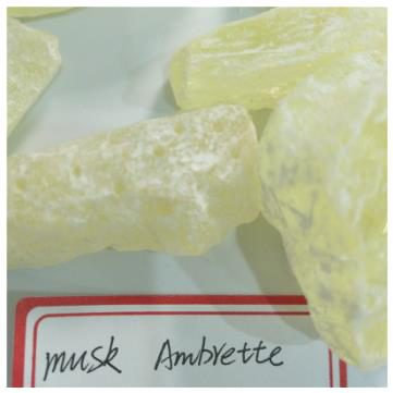 Aroma Chemical Raw Musk Ambrette Musk Powder