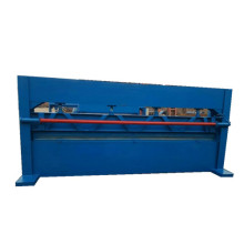 Low power 4-6m single plate bending machine