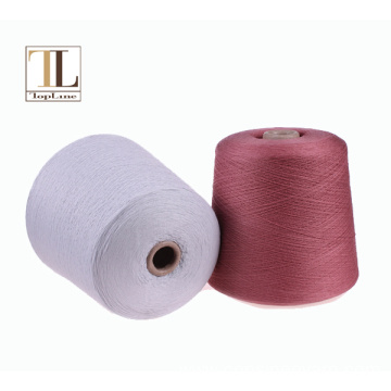 Topline knitted polyamide blend rayon viscose yarn