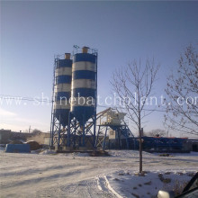 10 Years manufacturer for Mix Concrete Batching Plant 40 Modular Stationary Mixing Plant export to Estonia Factory
