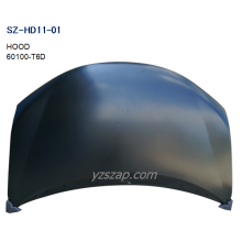 Hot sale reasonable price for Glass Hood Car Steel Body Autoparts Honda 2015 Odyssey Hood export to Palau Exporter