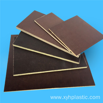 Phenolic Laminated Sheets Based on Cotton Cloth