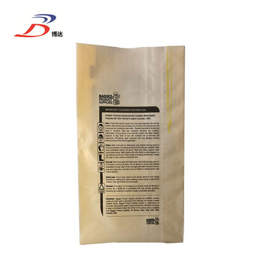 20kg Industrial using PP woven sand Bag