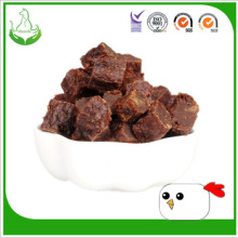 Online Exporter for Dry Dog Treat,Dog Treats,Raw Dog Food Manufacturers and Suppliers in China natural healthy high protein chicken granules export to France Manufacturer