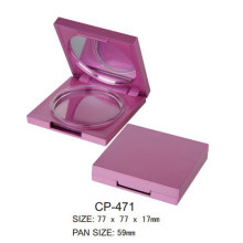 Square Cosmetic Powder Case
