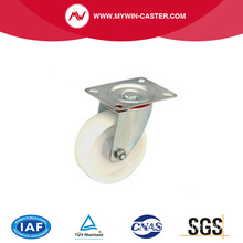 "Factory Direct Sales 4"" White Nylon Caster"