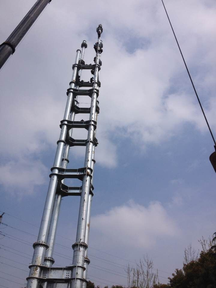 Polygonal Steel Tubular Pole