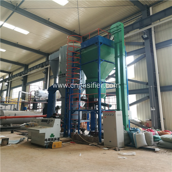 Advanced Technology 1.2MW Rice Hull Gasifier Power Plant