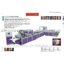 nonwoven bag making machine