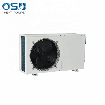 mini air source heat pump for water heating
