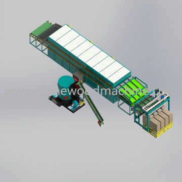 Practical Roller Veneer Dryer for Sale