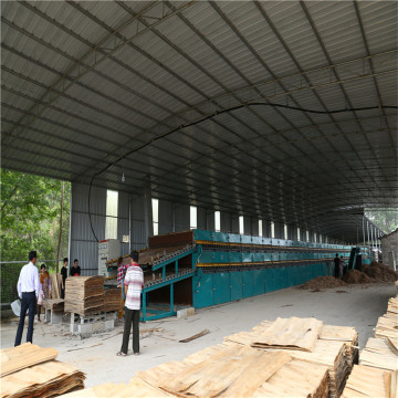 Plywood Veneer Dryer Machines