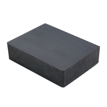 Ferrite Magnet Rectangle  Block Ceramic Material