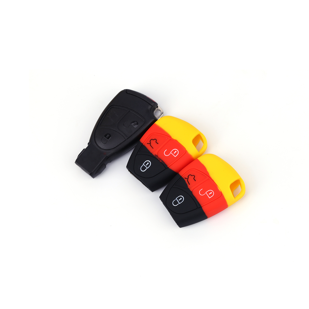 Three Colors Car Key Case