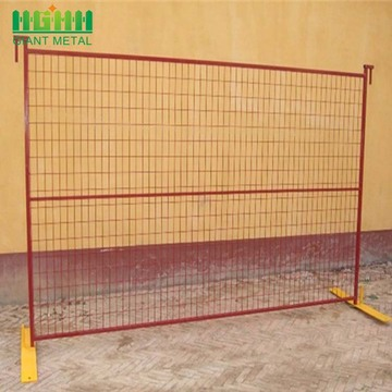 Factory Price High quality Canada Temporary Fence Panels