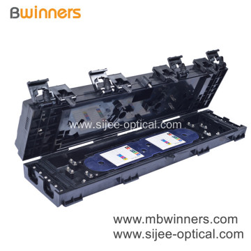 PC/ABS Material FTTH Outdoor 24 Fiber Terminal Box