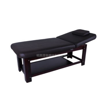 wholesale salon spa wooden massage table facial bed