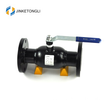 JKTL4W003 WCB Full Welded Ball Valve with Flange Ends PN16 PN25