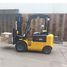 2 ton AC motor electric forklift for sale