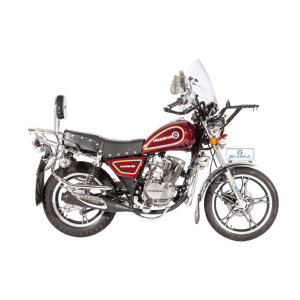 Best-Selling for 150Cc Gas Motorcycle HS125-6C GN150 Cool Jazz Gas Motorcycle 2 Wheeler supply to Armenia Manufacturer