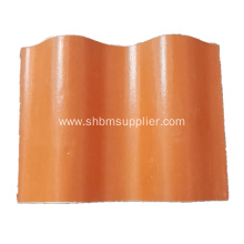 MGO Anti-corosion Insulated Fireproof  Roofing Tiles