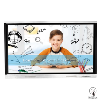 75 Inches Win/Android OS  Interactive Panel