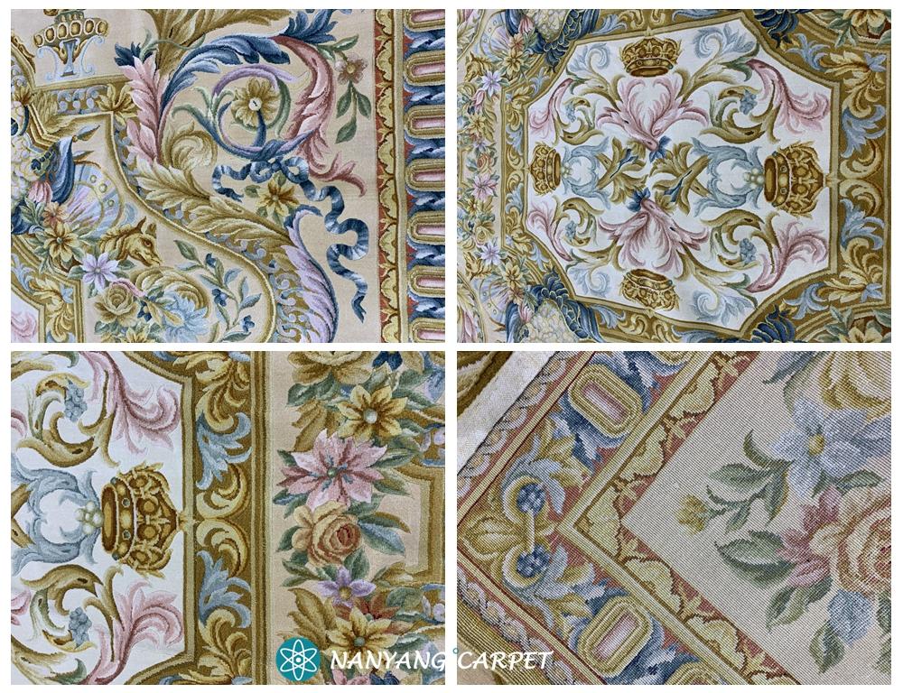 Savonnerie wool Carpet