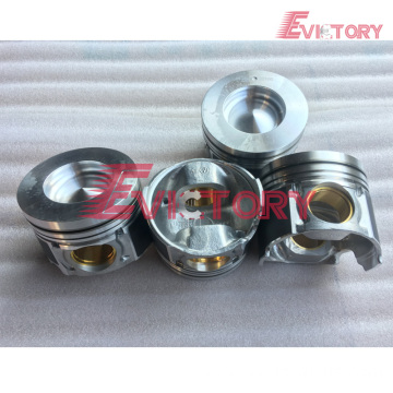 HINO engine parts piston J05E piston ring